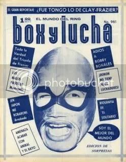 Box Y Lucha #961