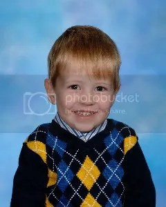 Owen's school picture