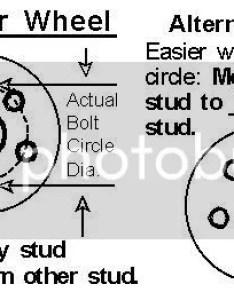 also thesamba custom wheel tire view topic bolt circle information rh