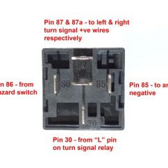 Wiring Diagram For Motorcycle Hazard Lights Paramecium Blank Signal Switch Box Kit 2allbuyer