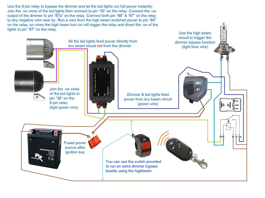 h4 halogen bulb wiring diagram chinese dragon origami h6054 circuit maker
