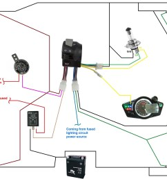 moto lights wiring diagram manual e book motolights wiring diagram [ 1024 x 768 Pixel ]