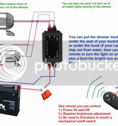 remote spot light wiring diagram [ 1024 x 768 Pixel ]