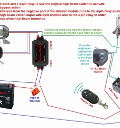 12v 780lm cree led motorcycle auxiliary adventure fog 4 light ballast wiring diagram  [ 1024 x 768 Pixel ]