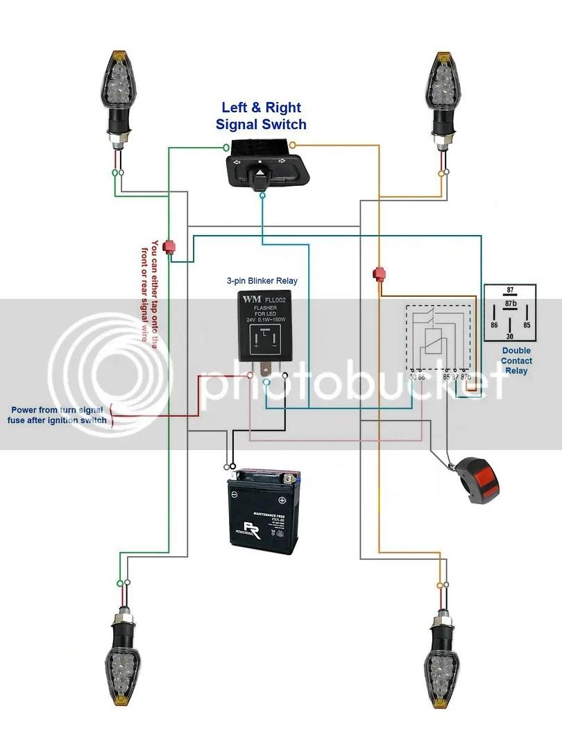 3 pin electronic flasher relay wiring diagram elegant photos of way 4 switch signal box hazard kit - 2allbuyer
