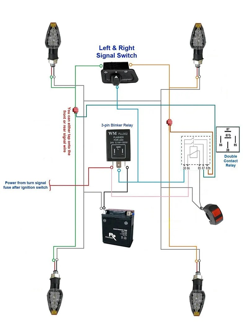 medium resolution of below diagram the hazard lights will only work with ignition key on