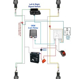how to wire turn signals on a motorcycle wiring diagram mix how to wire turn signals [ 768 x 1024 Pixel ]