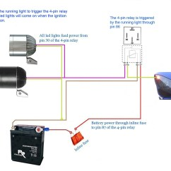 Car Led Light Wiring Diagram Excretory System Basic Ktm Adventure 1190 Get Free Image