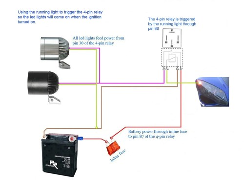 small resolution of 780lm cree led light x2 2allbuyer 3 way switch light wiring diagram cree u5 wiring