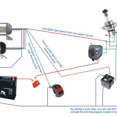 4 Pin Cfl Wiring Diagram 2012 Ford Fusion Fuse D 104 Get Free Image About