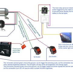 Wiring Diagram Relay Off Road Lights Volkswagen T5 Diagrams 3500lm Cree Led Light X2 43switch 2allbuyer