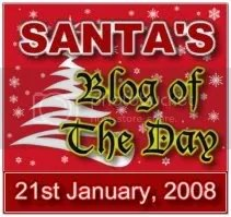 Santa's Blog of the Day