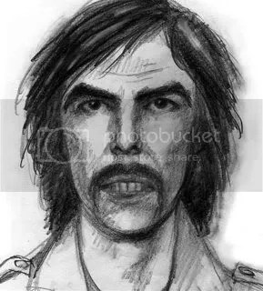 Artists Impression of Suspect