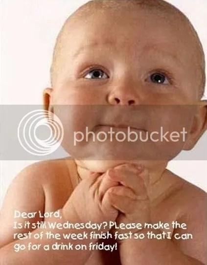 Is it STILL Wednesday?