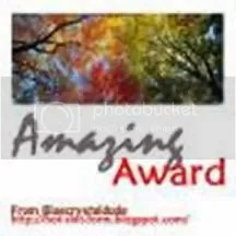 Amazing Award