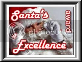 Santa's Award 4 Excellence