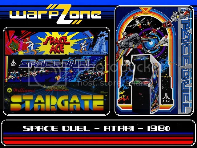 WARP ZONE My new MAME machine project