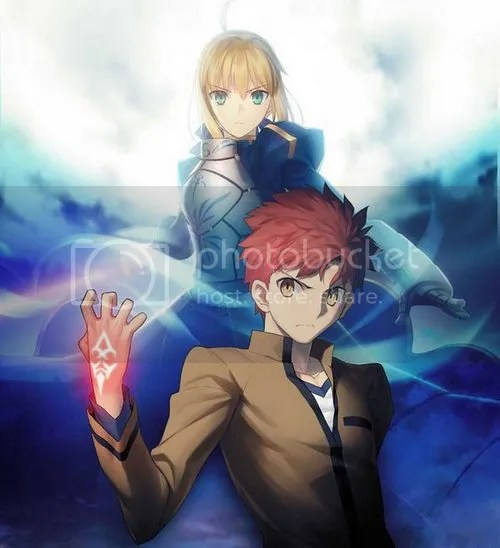visual novel fate stay