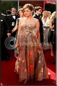 Jenna Fischer at Emmy Awards 2007