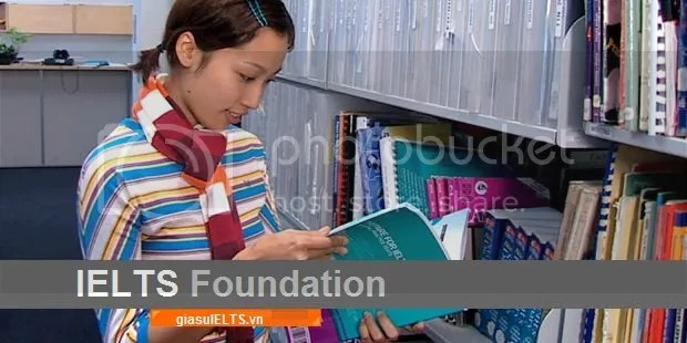 IELTS Foundation - for beginners