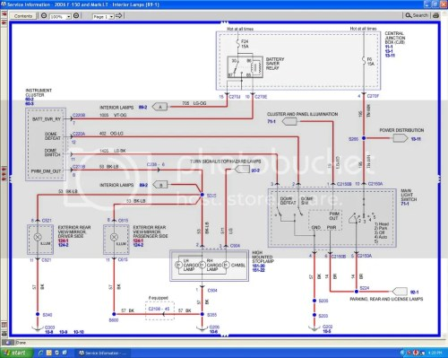 small resolution of 2000 f250 dome light wiring diagram wiring library 2000 f250 dome light wiring diagram data wiring