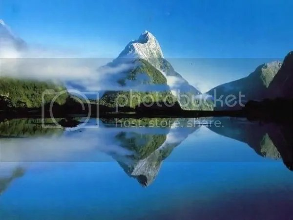 Mountain Lake Pictures, Images and Photos