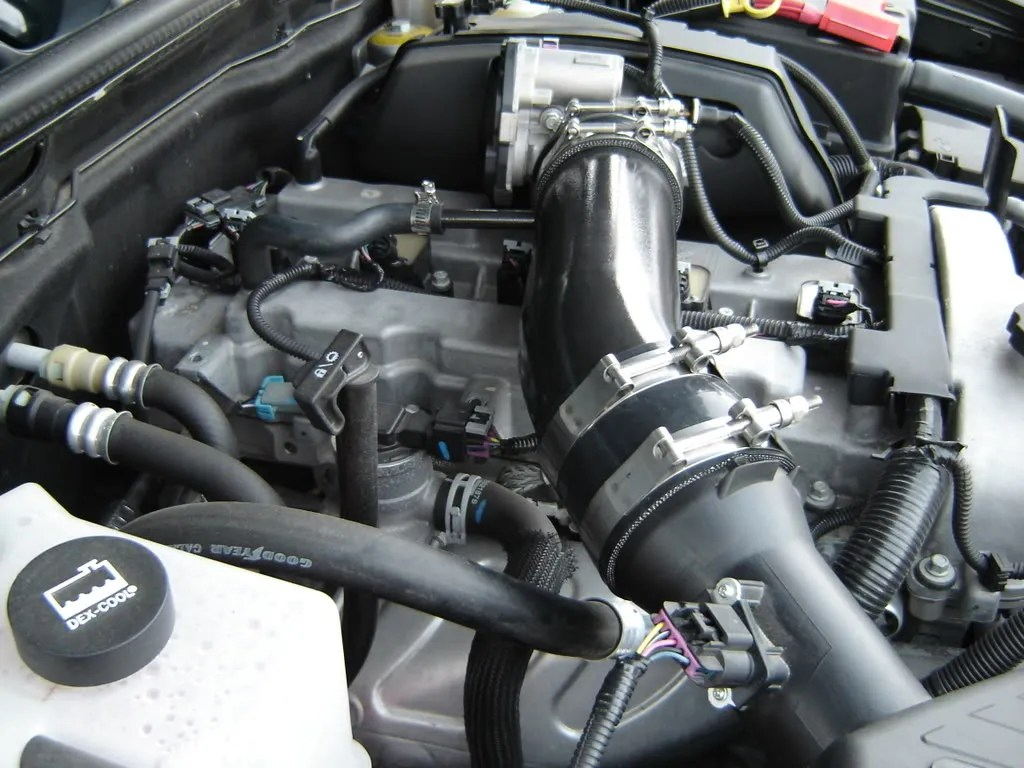 2015 Chevy Colorado Cold Air Intake