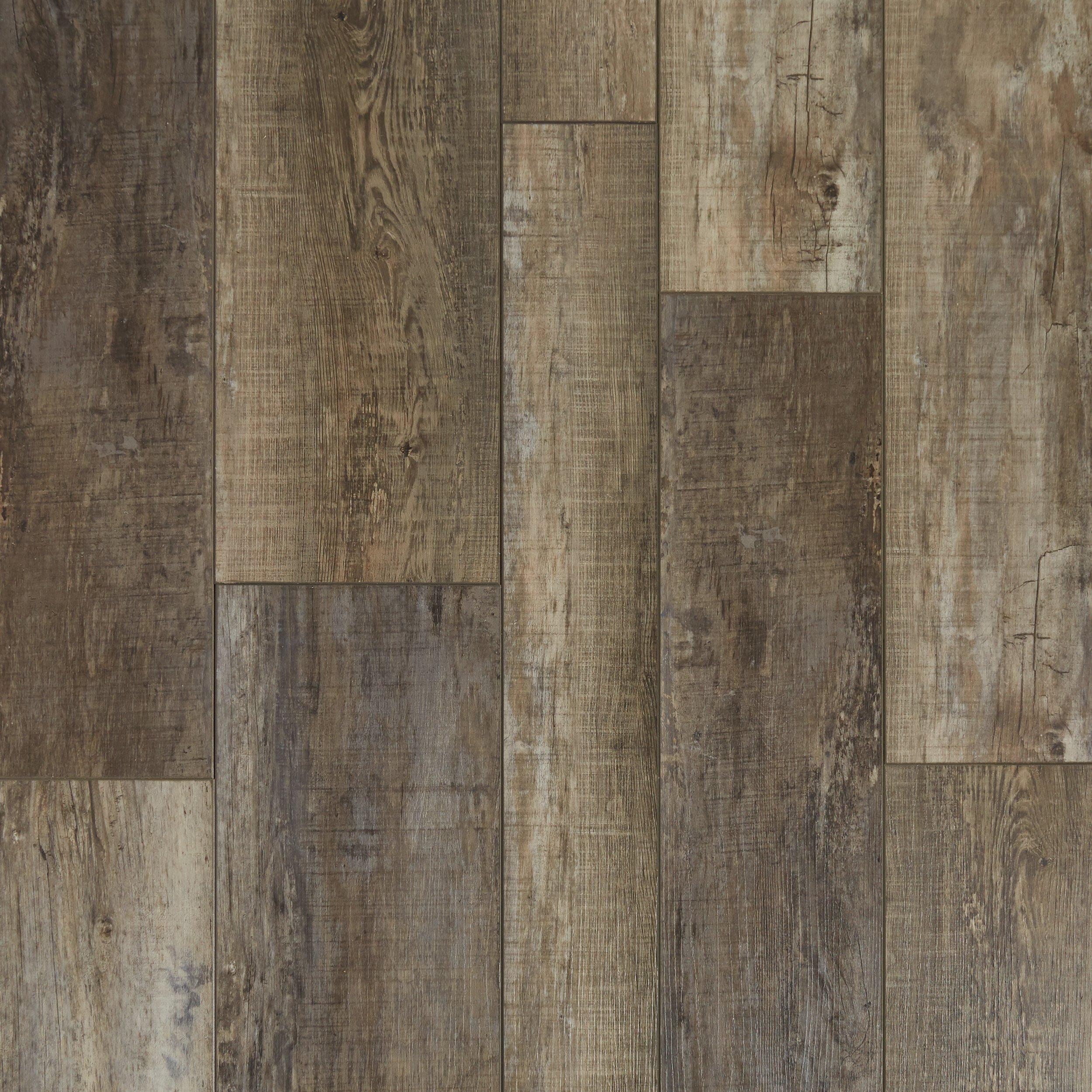 River Port Multi Width Rigid Core Vinyl Plank  Cork Back