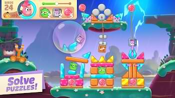 Angry Birds Journey Mod APK Download