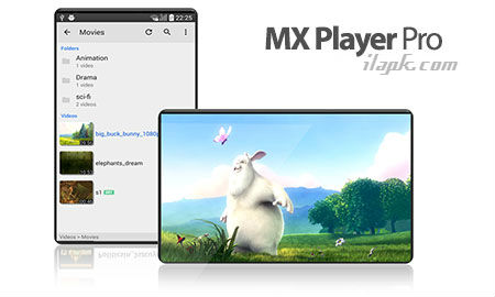 Best Video Playing Software by MX Player