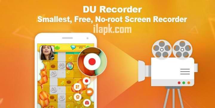 DU Recorder Premium + Mod apk Free Download