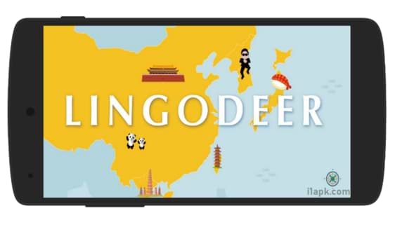 LingoDeer Language Learning software for Android