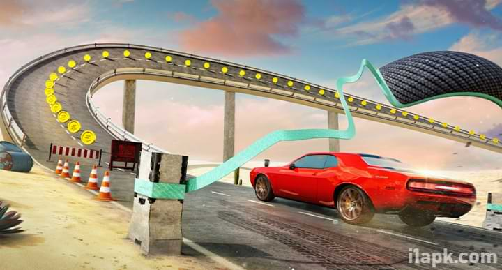 Car Stunt game for Android