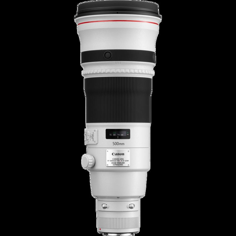 Buy Canon Ef 500Mm F/4L Is Ii Usm Lens — Canon Ireland Store