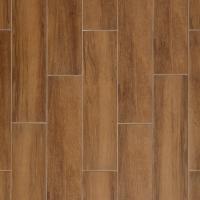 Brunswick Oak Wood Plank Ceramic Tile - 7 x 24 - 100106897 ...