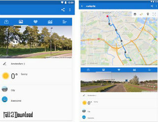 Live Tracking of Runtastic