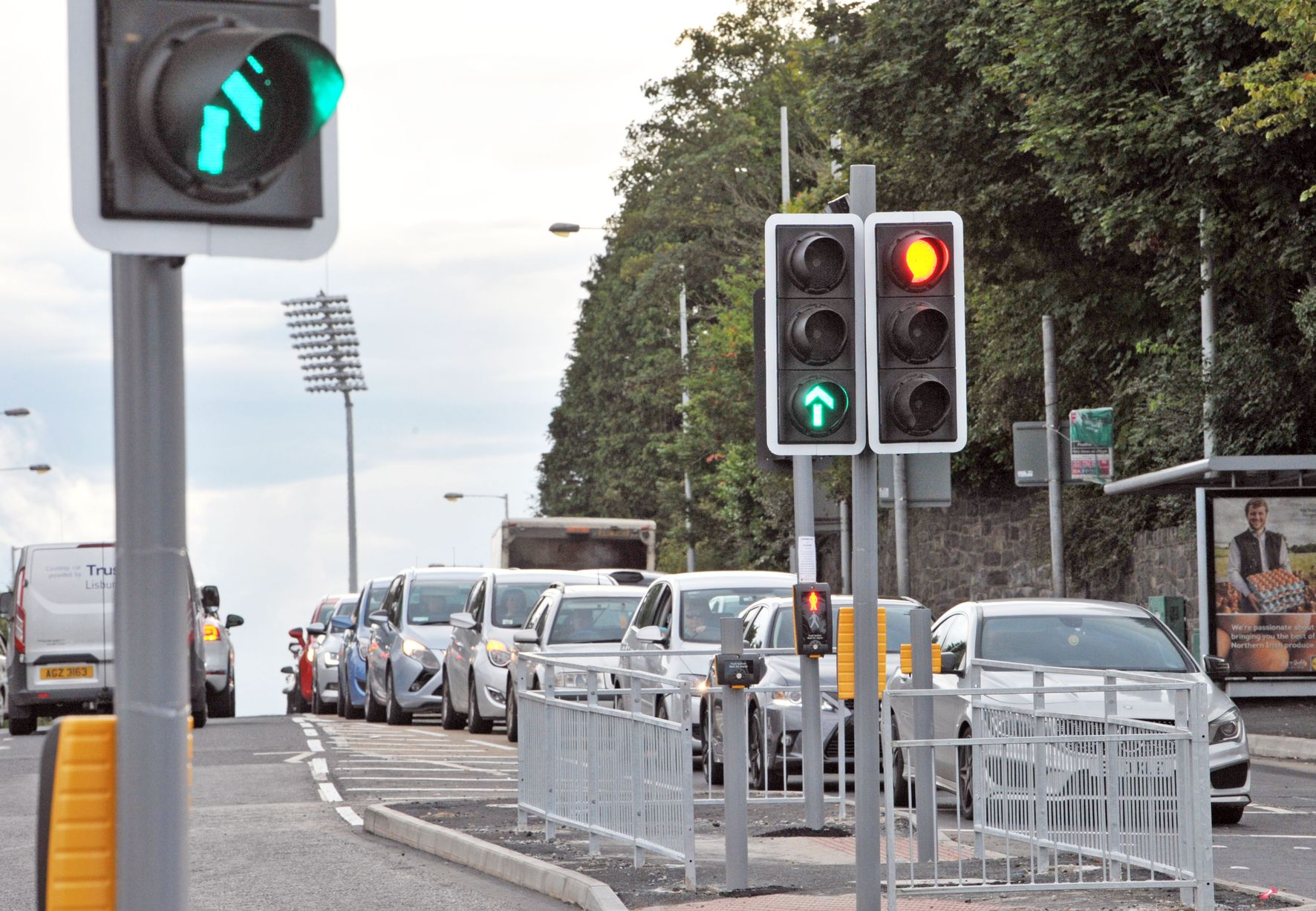 Kennedy Way Traffic Lights