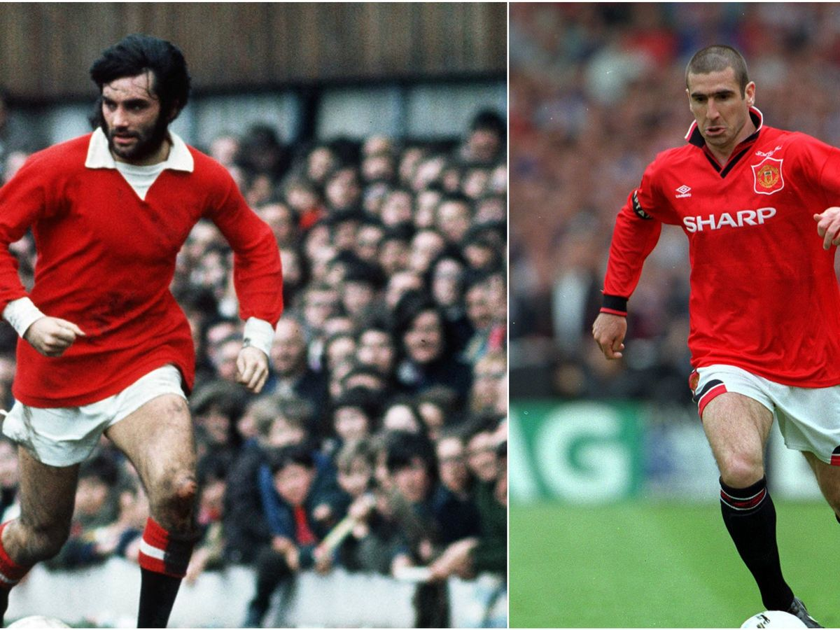 Loving something in this messy chaos of a world can provide comfort. Eric Cantona Tells Of His Love For George Best Belfast Live