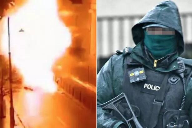 New IRA groups said to be behind last week's bomb blast