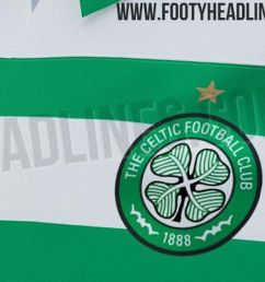 celtic kit leaked could this be the new home strip for next season belfast live [ 1200 x 900 Pixel ]