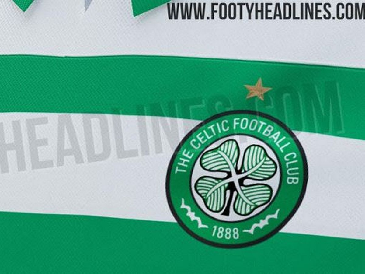 hight resolution of celtic kit leaked could this be the new home strip for next season belfast live