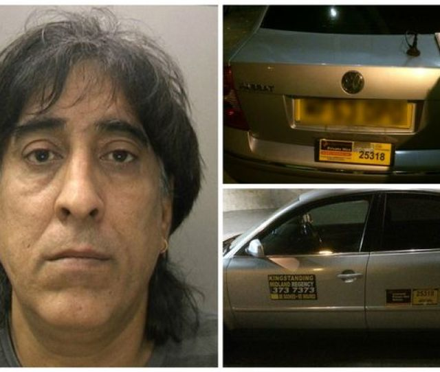 Broad Street Bogus Taxi Driver Receives Suspended Jail Sentence