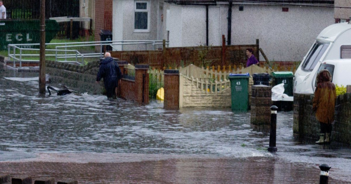 Are the drains to blame for the Birmingham floods