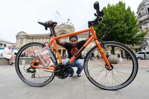 Image result for Big Birmingham Bikes