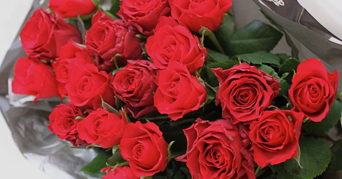 Valentines Day Flowers Delivered And Best Red Roses From