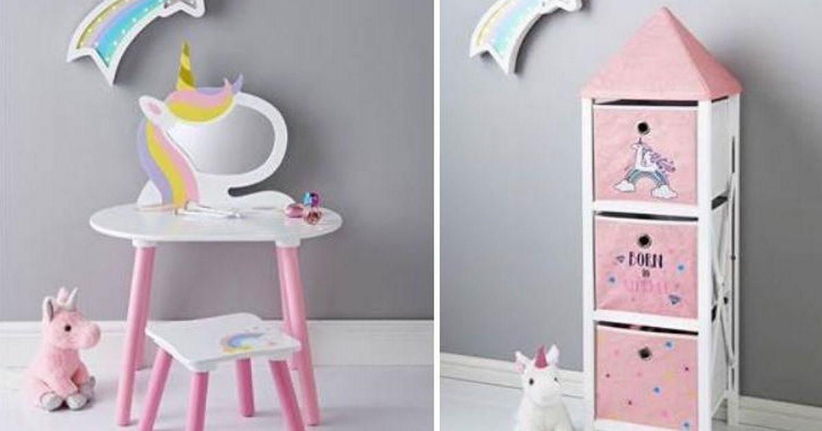BM launches Unicorn kids furniture  and its the cutest