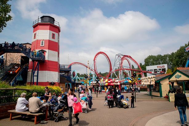 Drayton Manor is reopening on April 12