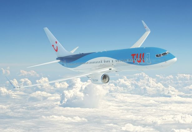 TUI announced new flights from Birmingham Airport