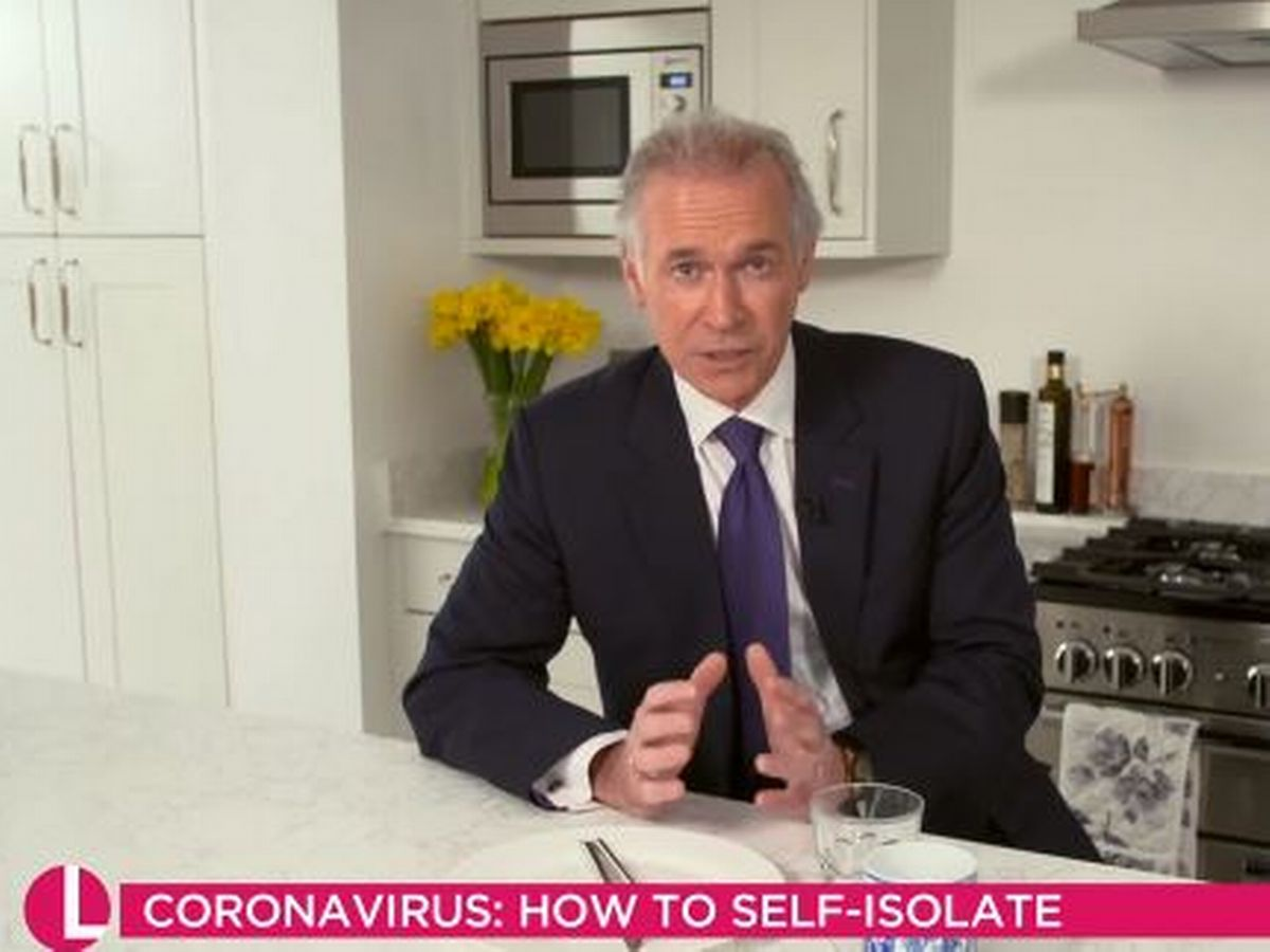 Dr Hilary answers most common self-isolation questions amid ...
