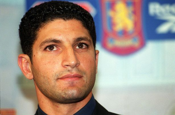 Najwan Ghrayib, who signed the same day as George Boateng in 2001